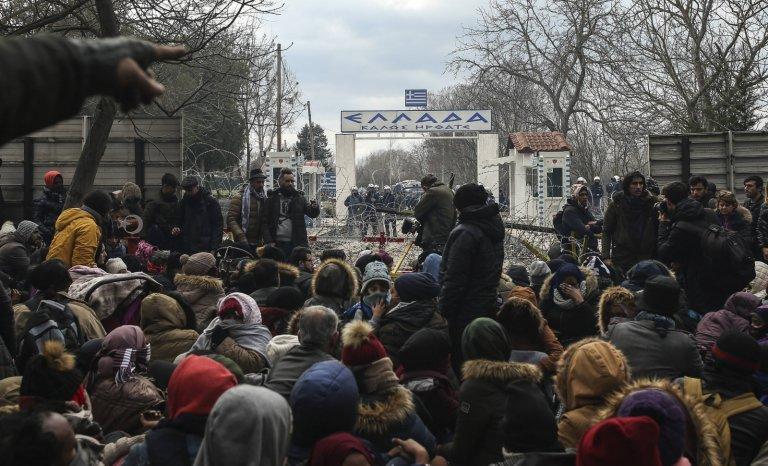 Le petit chantage aux migrants d'Erdogan