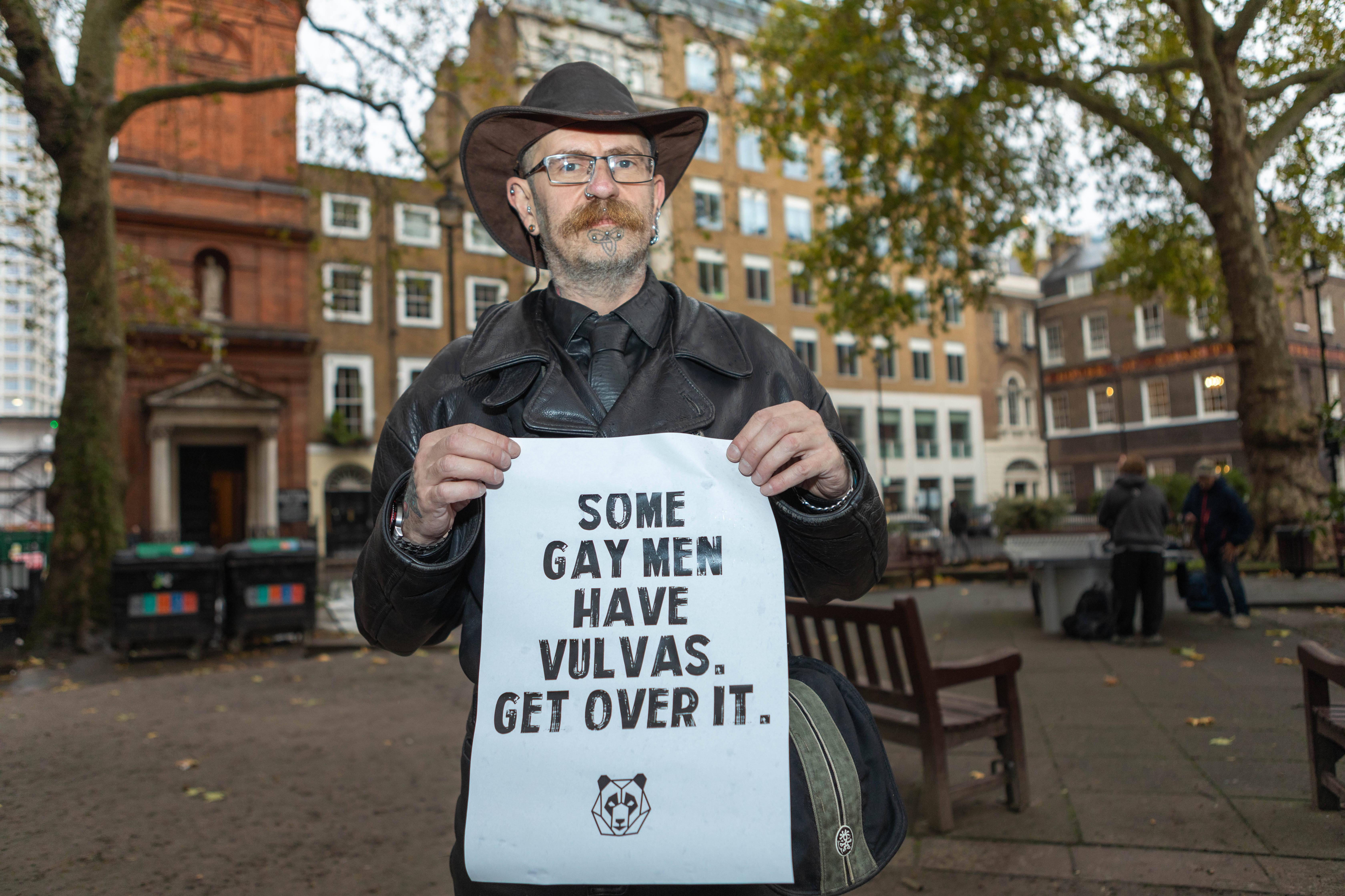 Marche pour les droits des personnes LGBT et transsexuelles à Londres, 2 novembre 2019. © Penelope Barritt/ REX/ SIPA