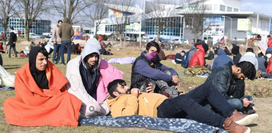 bihac bosnie migrants corona