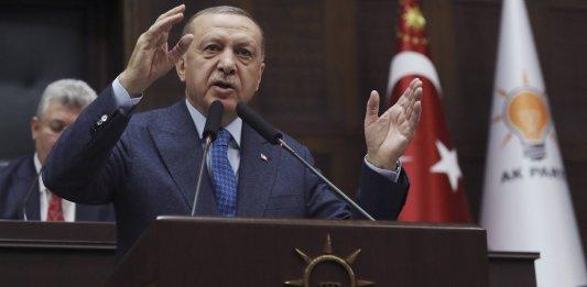 erdogan turquie grece migrants syrie