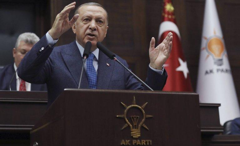 Erdogan, sultan aux pieds d'argile
