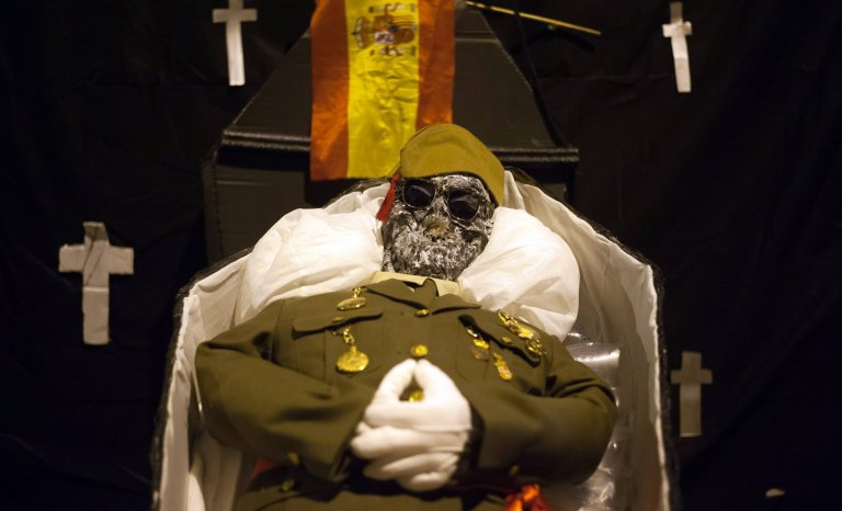 Espagne: les trous de mémoire de la gauche