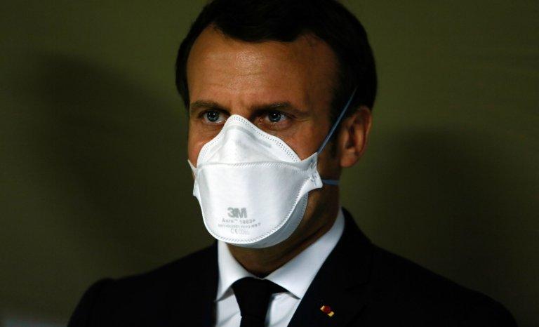 Masques: l'anticipation de la menace n'existe plus en France