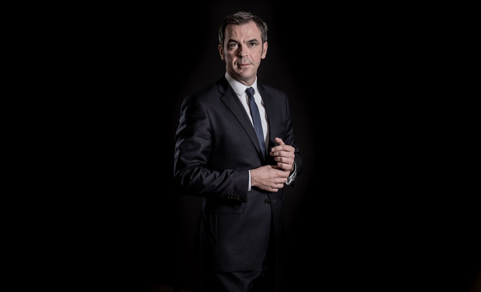 Olivier Veran, ministre de la santé © ERIC DESSONS/JDD/SIPA Numéro de reportage: 00952706_000021