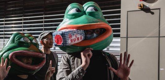 pepe grenouille internet memes