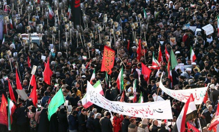 Iran, la révolution des gardiens