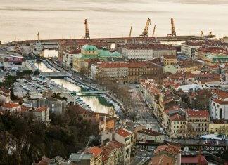 rijeka fiume croatie italie annunzio