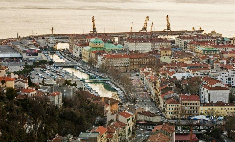 """Rijeka : le """"port de la diversité"""" croate oublie ses Italiens"""