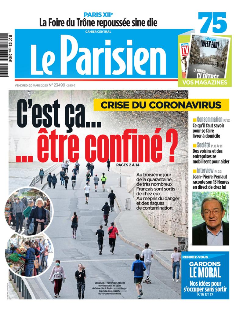 une-le-parisien-confinement