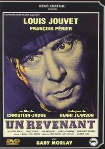 """Affiche du film """"Un Revenant"""", 1946."""