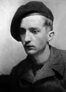 Alphonse Boudard, 1945 © Tallandier/ Bridgeman images