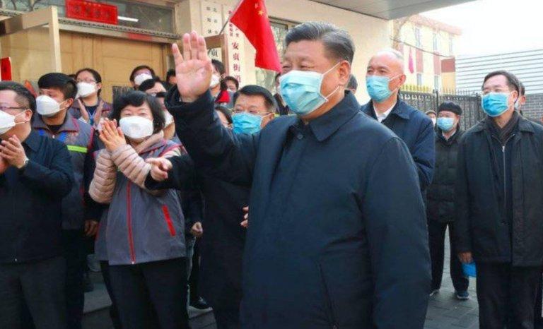 Sans le parti communiste chinois, on n'en serait pas là