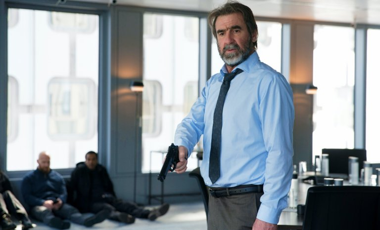 """""""Dérapages"""" sur Arte, Cantona contre la """"firme"""""""