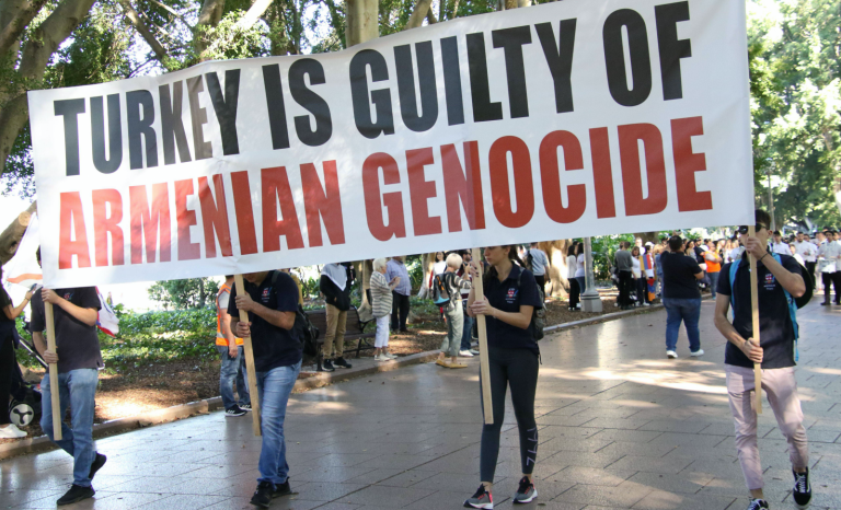 24 avril 1915, je me souviens du génocide arménien