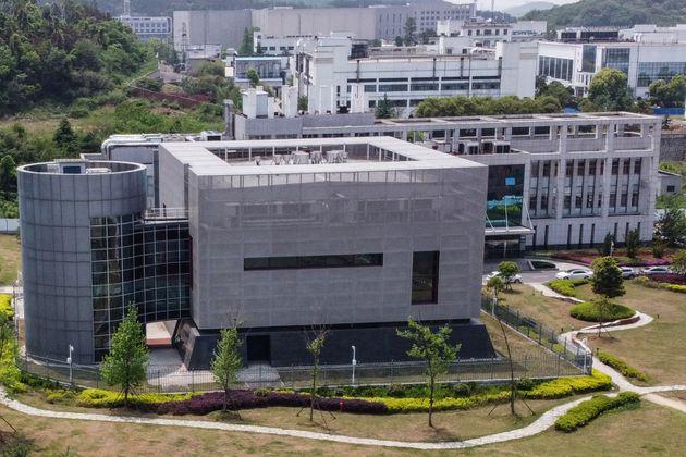 Le laboratoire P4 de Wuhan en Chine. Photo: DR