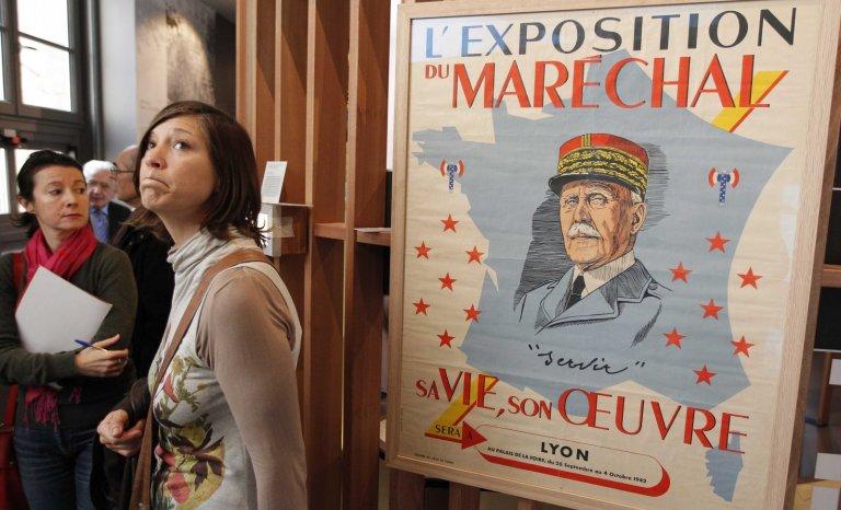Vouloir une France libre et indépendante, c'est voter Pétain?