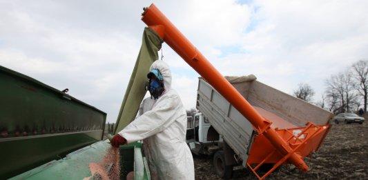ukraine covid reforme agraire
