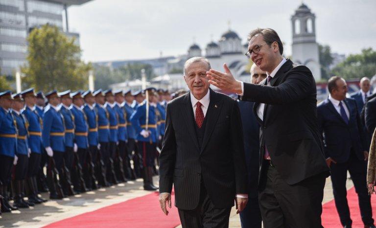 Le retour du Sultan dans les Balkans