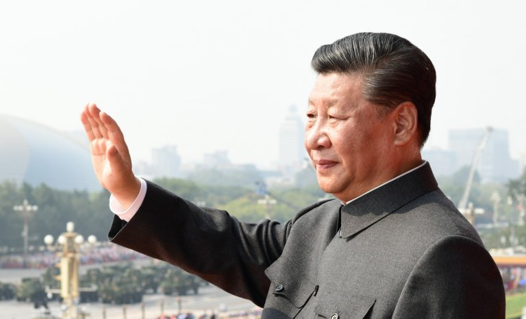 Chine: l'art de la guerre froide