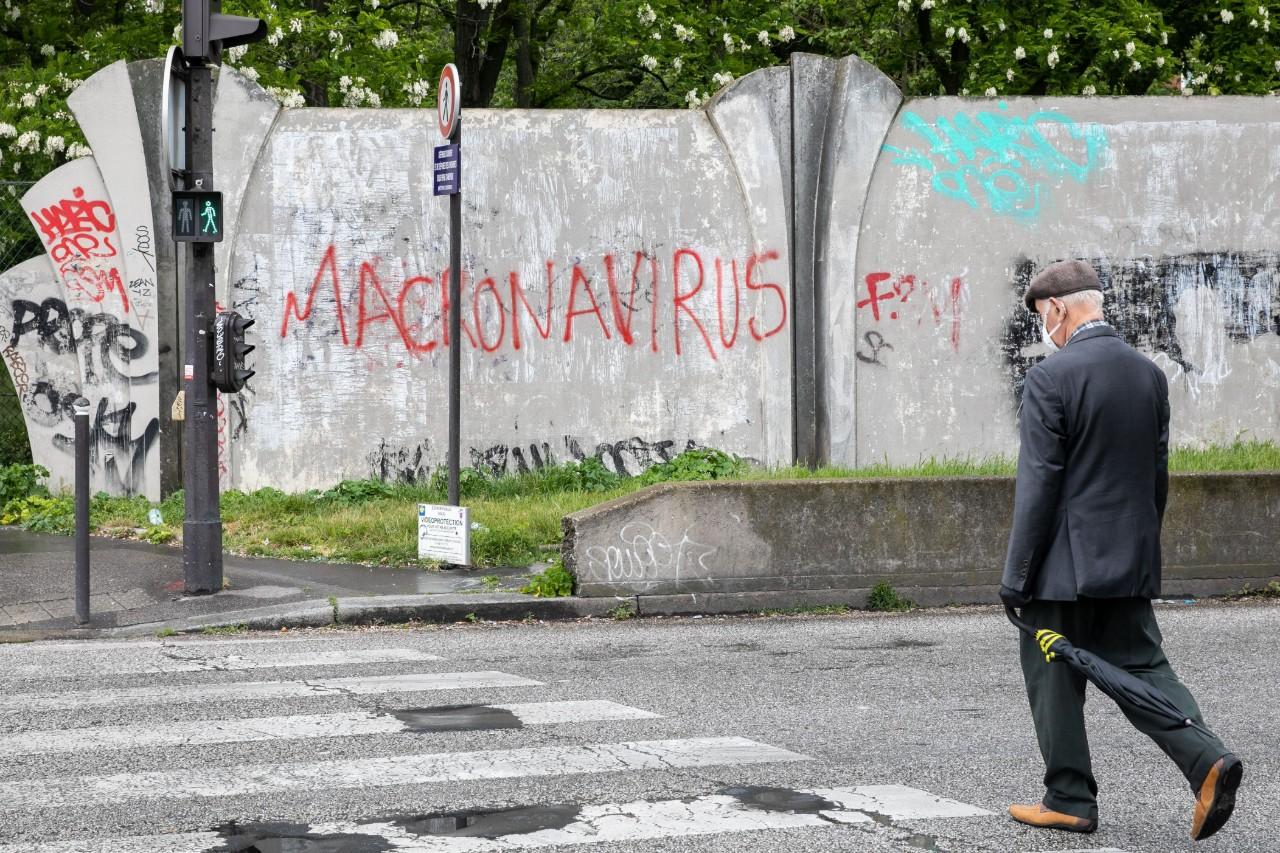 Paris, le 1er mai 2020 Photo: Romuald Meigneux / Sipa