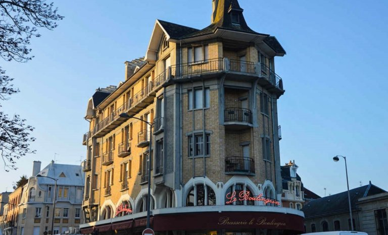 Reims, capitale française de l'art déco