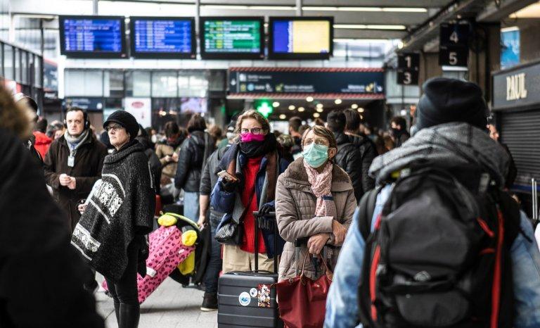 """La """"remigration"""" heureuse des Parisiens lors du confinement"""