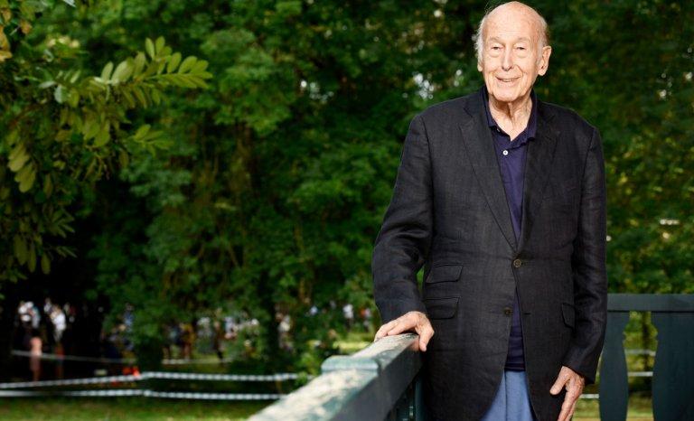 Valéry Giscard d'Estaing nous a quittés