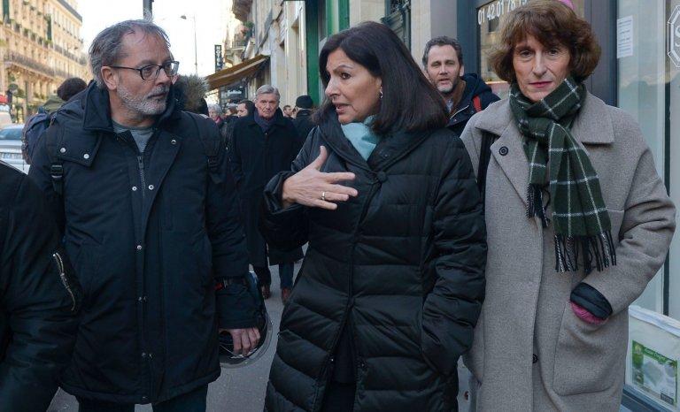 Municipales: Marie-Christine Lemardeley, la candidate d'Hidalgo dans le 5e, refuse un débat sur France 3