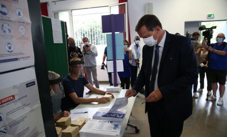 Perpignan: géopolitique locale d'un basculement
