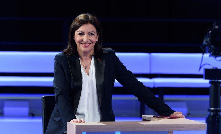 Anne Hidalgo réélue maire de Paris
