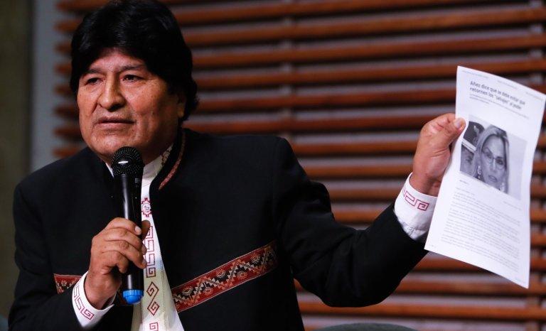 La dérive criminelle du régime du « gentil Indien » Evo Morales