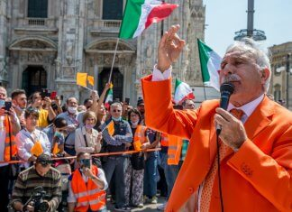 gilets orange italie pappalardo