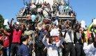 Manifestation des migrants: une provocation qui en dit long