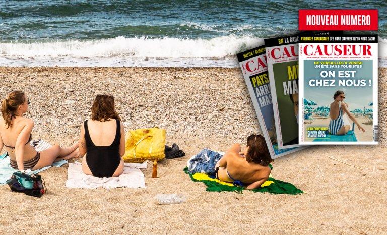 Causeur: Un été sans touristes