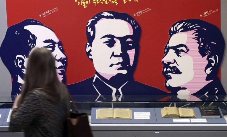 Le mensonge, credo de l'idéologie communiste