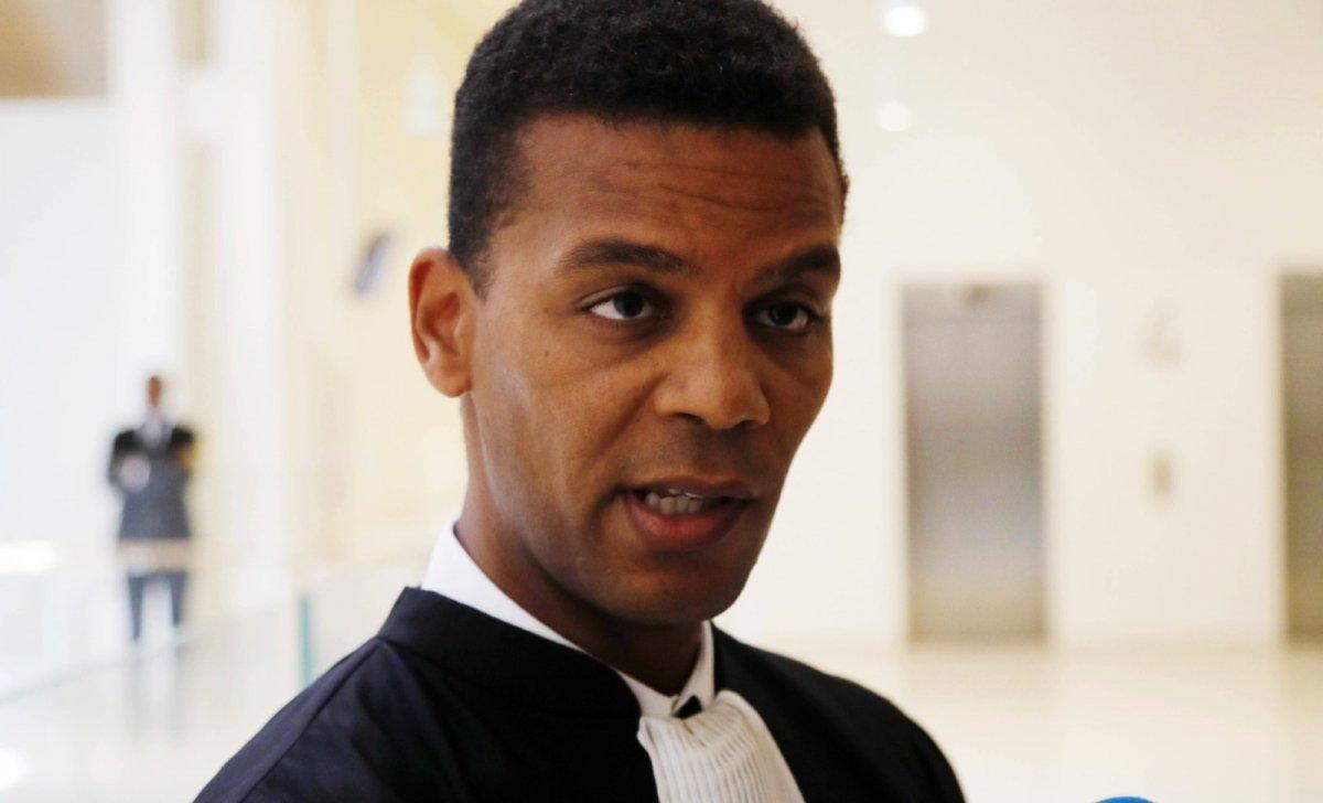 L'avocat des Traoré, Yassine Bouzrou, serait-il prêt à tout ? © Michel Euler/AP/SIPA Numéro de reportage: AP22355911_000008