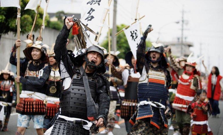 Japon: le coeur battant de l'Histoire