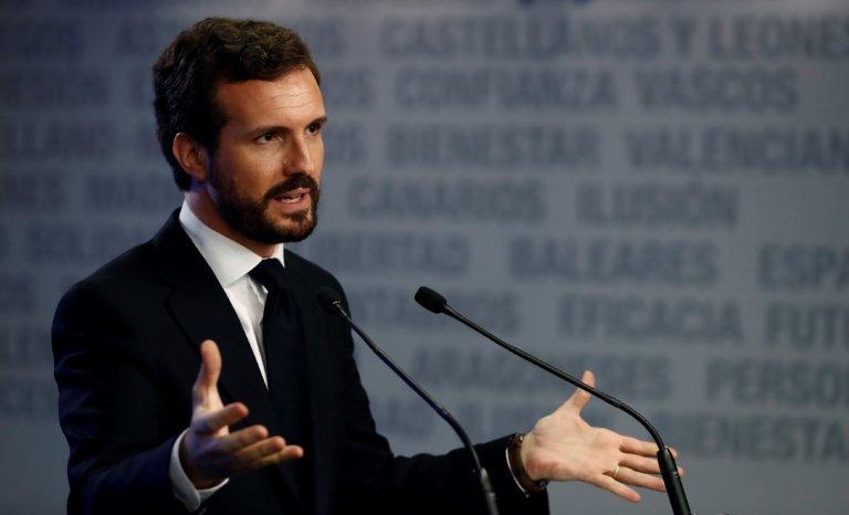 Où en est la droite en Espagne?