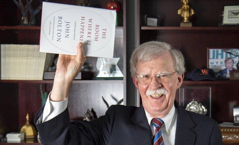John Bolton persiste et signe (1/5)