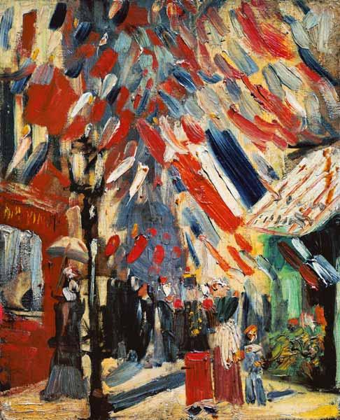 Vincent Van Gogh, 1886