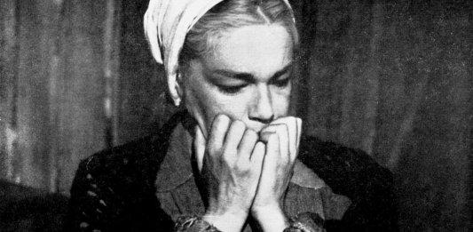 Les Sorcières de Salem (1957) © RONALDGRANT/MARY EVANS/SIPA Numéro de reportage: 51420441_000001