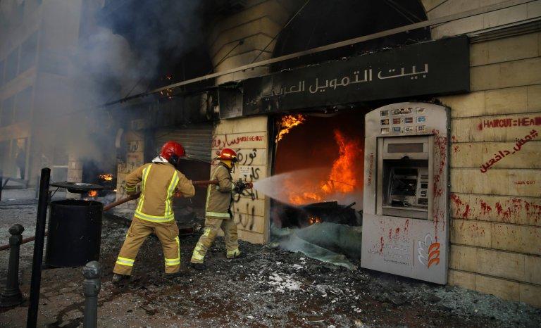 Banques libanaises: le ground zero financier