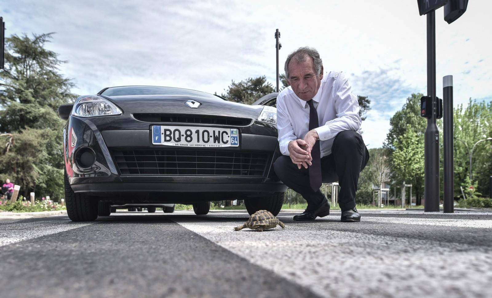 François Bayrou, pressenti pour devenir Haut commissaire au Plan. Auteurs : QUENTIN TOP/SIPA; Numéro de reportage : 00958193_000004