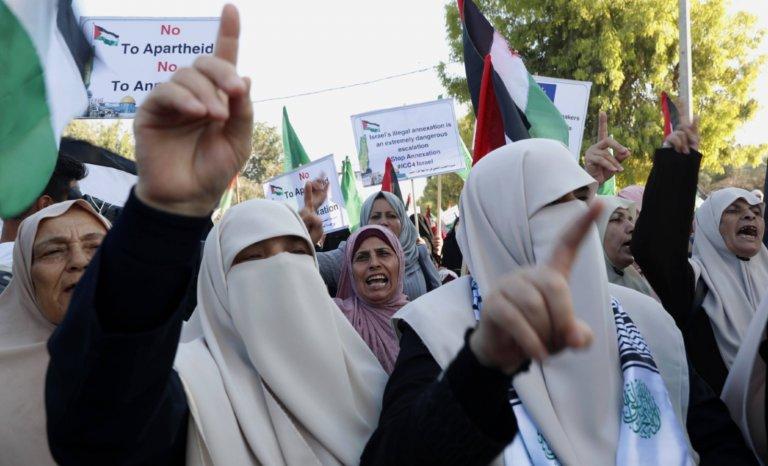Hamas: une stratégie suicidaire?