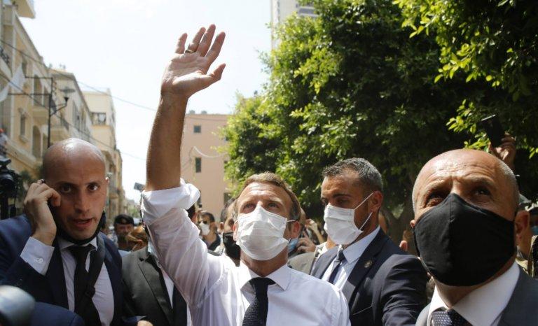 Macron et le Quai d'Orsay protègent le Hezbollah