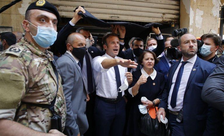 Liban : Macron a raison de tancer la classe politique