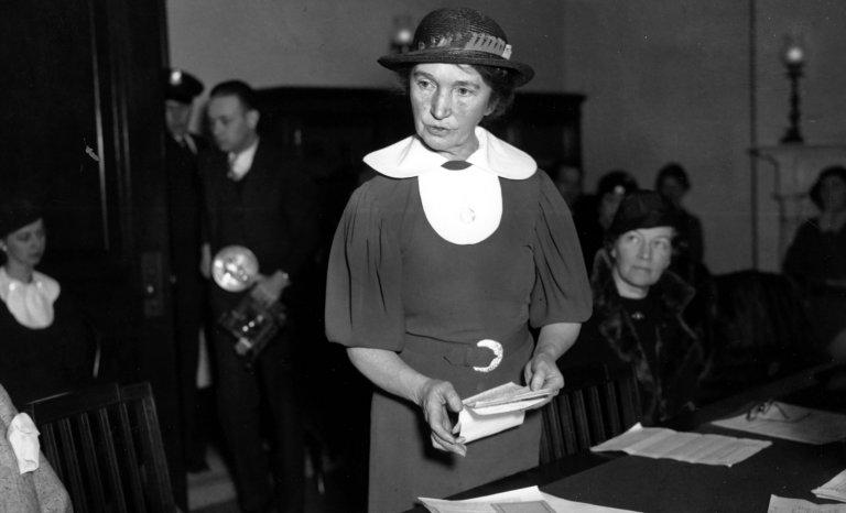 Margaret Sanger, la féministe américaine condamnée après sa mort