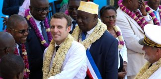 mayotte covid insecurite macron