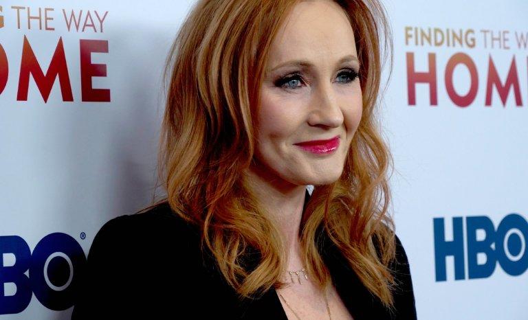 Transgenres: nième récidive pour JK Rowling