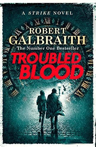 """""""Troubled Blood"""", le nouveau roman de Robert Galbraith, alias JK Rowling, est sorti hier dans les librairies."""
